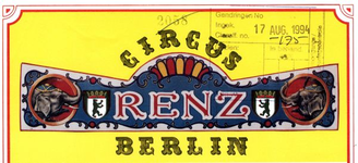 01581 Circus Renz
