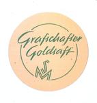 158-8 Beker-rondel: Grafschafter Goldsaft