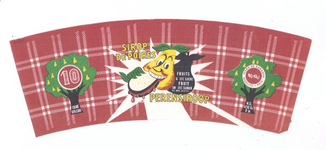 159-10 Brugstans: Sirop de Poires - Perenstroop. Sceau de garantie. VéGé. Qualite - prix