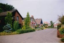 166 Straatbeeld woonwijk