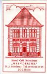 005 Hotel Café Restaurant 'Meenderink'. D.J. Scholten