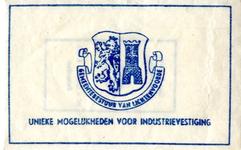011 Gemeentebestuur van Lichtenvoorde. Unieke mogelijkheden voor industrievestiging