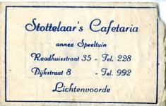 015 Stottelaar's Cafetaria annex Speeltuin
