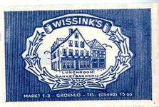 018 Wissink's Lunchroom - banketbakkerij