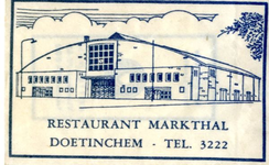028 Restaurant Markthal