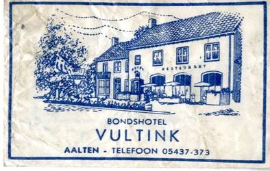 050 Bondshotel 'Vultink'