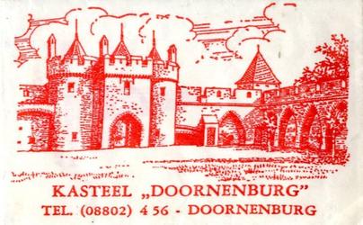 064 Kasteel 'Doornenburg'