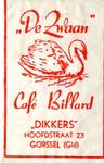 065 Café billard 'Dikkers'
