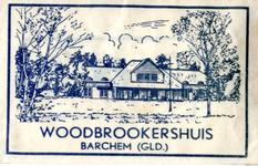 070 Woodbrookershuis