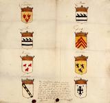 14-0013 Coeverden tot Walfaert, van, Frederick Goossen Eevert, 30 maart 1671