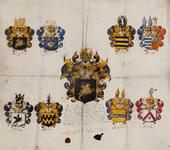 14-0014 Ripperda, van, Wilhelm Carel, 1665-1723
