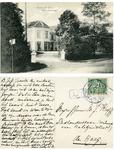 14-0033 Groet uit Ede Hotel Buitenzorg , ca. 1910