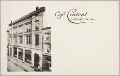 142 Cafe Central, Arnhem, den ..., ca. 1920