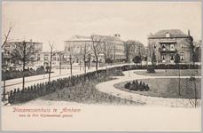 1898 Diaconessenhuis te Arnhem (van de Pels Rijckenstraat gezien), ca. 1905