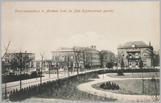 1899 Diaconessenhuis te Arnhem (van de Pels Rijckenstraat gezien), ca. 1905
