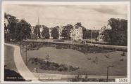 2197 Arnhem, Panorama oprit nieuwe Rijnbrug, 1936-08-07