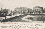 256 Diaconessenhuis te Arnhem (van de Pels Rijckenstraat gezien), 1908-06-23