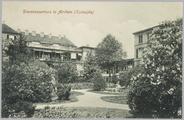 286 Diaconessenhuis te Arnhem (tuinzijde), ca. 1905