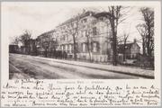 293 Diakonessenhuis te Arnhem (van de Bovenbrugstraat gezien), 1903-07-21