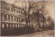 298 N.H. Diaconessenhuis Arnhem, voorzijde, ca. 1905