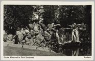 3029 Grote Waterval in Park Sonsbeek Arnhem, ca. 1950