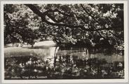 3145 Arnhem, Vijver Park Sonsbeek., 1950-08-13