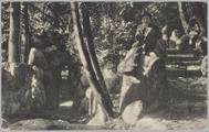 3263 Armhem, Rotspartij en Grot, Sonsbeek, ca. 1950