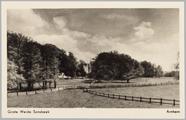 3384 Grote Weide Sonsbeek Arnhem, ca. 1950