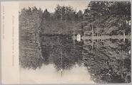 34 Arnhem's omstreken, Groote Vijver op Lichtenbeek, ca. 1910