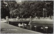 3496 Arnhem, bij de Zwanenbrug, ca. 1950