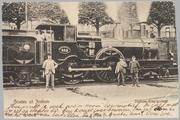 3955 Groeten uit Arnhem Stations-Emplacement, 1904-10-22