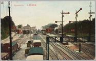 3959 Spoorzicht. Arnhem., ca. 1915