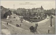 4023 Arnhem Sweerts de Landasstraat en Zijpend. weg, ca. 1920