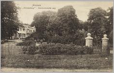 4034 Arnhem Huize Sterrenberg - Amsterdamsche weg, ca. 1910