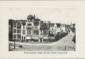 4105-0005 Panorama van af de Drie Poorten, 1910-09-15