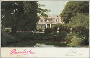 4616 Bronbeek, ca. 1920