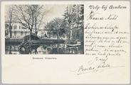 4657 Bronbeek, Velperweg Velp bij Arnhem, 1899-07-28
