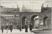 5205 Arnhem, Drie poorten Zijpendaalsche weg, ca. 1900
