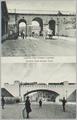 5211 Zijpsche Poort Arnhem Voorheen Zijpsche Poort Arnhem Thans, ca. 1910