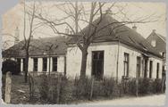 5274 Ruine der Wasscherij van Jas Zijpendaalsche Weg 36 Arnhem. Bewoond tot 1915 gesloopt 1928, ca. 1920