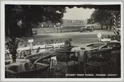 5281 Uitzicht vanaf terras Trianon Arnhem, ca. 1950