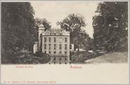 5288 Kasteel de Zijp Arnhem, ca. 1910