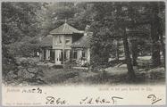 5343 Arnhem, Gezicht in het park Kasteel de Zijp, 1903-10-14