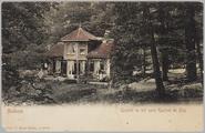 5344 Arnhem Gezicht in het park Kasteel de Zijp, ca. 1905