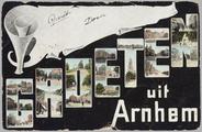 5437 Groeten uit Arnhem [Diverse lokaties in Arnhem], ca. 1920