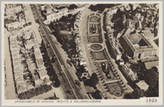 5511 Janssingels te Arnhem. Rechts de Willemskazerne 1925, 1925