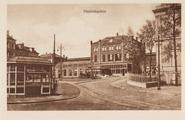 5592-0007 Stationsplein, ca. 1920