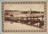 5593-0001 Schipbrug, ca. 1920