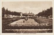 5595-0009 Arnhem - Janssingel met fontein, ca. 1920