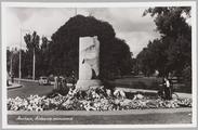 7 Arnhem, Airborne monument, ca. 1950